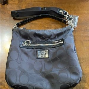 Coach purse - like new - excellent condition.